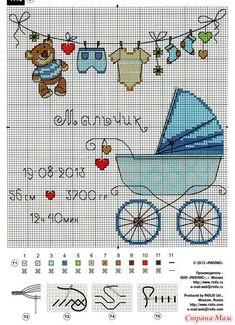 Схемы вышивок для детей