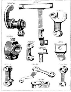 Sewing machine parts price list, This is a brief listing