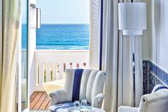 Where to stay in Portugal | Best boutique hotels in Portugal - via Conde Nast Traveler | Photo 3 of 5: Bela Vista Hotel & Spa, Algarve