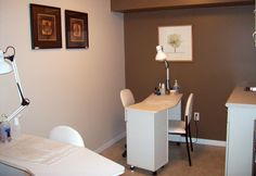 Manicure Room @ Tranquility Day Spa, Ingersoll, ON