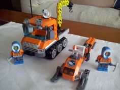 Lego City. Antartic pack