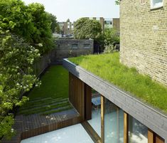 Hayhurst and Co./Hairy House extension