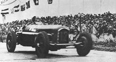 Tazio Nuvolari - Alfa Romeo Tipo B, 1935 Grand Prix Of Germany