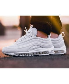 best sneakers 10363 c7c3f Get the latest discounts and special offers on nike air max 97 mens triple  white trainer   shoes, don t miss out, shop today!