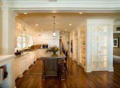 Kitchen #Kitchen Traditional White