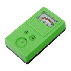 Plastic Watch Battery Power Checker Tester Tool