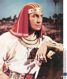 The Ten Commandments, 1956/Vincent Price/Edward G. Robinson