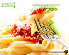 Buy Pasta Penne with Bolognese sauce, Parmesan cheese and Basil on a by Subbotina on PhotoDune. Pasta Penne with Bolognese sauce, Parmesan cheese and Basil on a Fork Fresca, Spaghetti Noodles, Bolognese Sauce, Penne Pasta, Parmesan, Basil, Macaroni And Cheese, Tableware, Ethnic Recipes