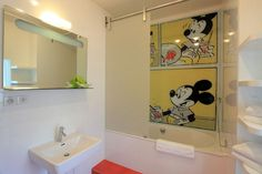 Even our bathrooms are highly original! #vintagehotelsax
