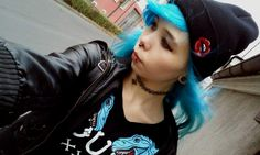 Ask me anything Ask Me Anything, Nanami, Best Youtubers, Pastel Goth, Queen, Hair Styles, Beauty, Black, Hair Plait Styles
