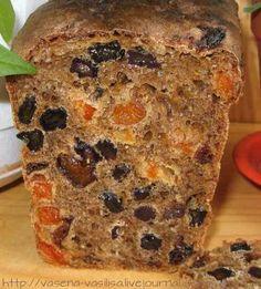 Шведский заварной хлеб Силла с сухофруктами: vasena_vasilisa