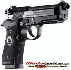 This is a Beretta 96A1. It is a 40 caliber semi automatic. It holds 12 rounds in the mag and 1 in the pipe. I really like the style and feel of these. I also like the fact it is double and single action.