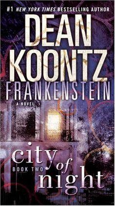 "Read ""City of Night (Dean Koontz's Frankenstein, Book by Dean Koontz available from Rakuten Kobo. The Frankenstein story is updated to the century by the great American storyteller Dean Koontz. Dean Koontz, Good Books, Books To Read, My Books, Free Books, New York Times, Frankenstein Book, Frankenstein Audiobook, Night Book"