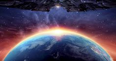 'Independence Day: Resurgence' Motion Poster Is Ready to Obliterate Earth -- The Alien mothership has arrived in a new 'Independence Day 2' motion poster, and it's as big as our world. -- http://movieweb.com/independence-day-resurgence-motion-poster/