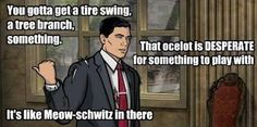 "23 Of Sterling Archer's Funniest Lines On ""Archer"" Archer Tv Show, Archer Fx, Archer Funny, Archer Quotes, Sterling Archer, Spy Shows, Kenny Loggins, Nerd Humor, Adult Cartoons"