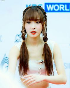 Find images and videos about kpop, kstyle and korean girl on We Heart It - the app to get lost in what you love. South Korean Girls, Korean Girl Groups, Gfriend Profile, Voice Type, Gfriend Yuju, Cloud Dancer, G Friend, Ultra Violet, Kpop Girls