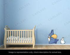Inspiré de Totoro - Totoro Chu / Totoro Chibi Wall Stickers Art appliques