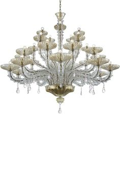 Italian Designer 24kt Gold Embellished Crystal Chandelier, sharing luxury designer home decor inspirations and ideas for beautiful living rooms, dinning rooms, bedrooms & bathrooms inc furniture, chandeliers, table lamps, mirrors, art, vases, trays, pillows & accessories courtesy of InStyle Decor Beverly Hills enjoy & happy pinning