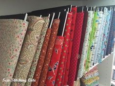 Quilt and Sewing Room Make Over: Sew Stitching Cute - Quilt Blog