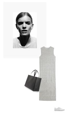 """""""/"""" by darkwood featuring moda, T By Alexander Wang, Bobbi Brown Cosmetics, Sun Buddies e Common Projects"""