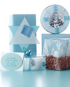 Hanukkah Gift-Card Holder