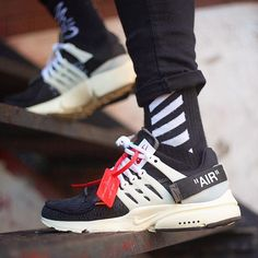 Get a close up look at the Nike Off-White Air Presto on goVerify.it
