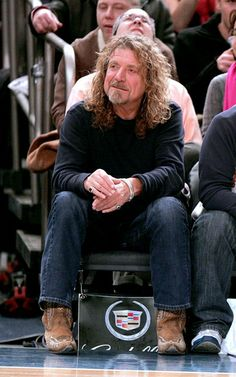 http://custard-pie.com/ Robert Plant - was lead singer for Zeppelin. My all time fav band!