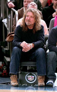 http://custard-pie.com/ Robert Plant - was lead singer for Zeppelin. My all time fav band!