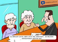 #immobilien #immobilienmakler #cartoon