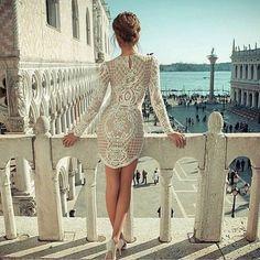 Image via We Heart It #style #venice
