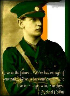 Michael Collins, Irish revolutionary leader, founder of the Irish Free State. Fought and died for Irish freedom. Ireland 1916, Ireland Map, Irish Independence, Irish Quotes, Irish Sayings, Irish American, American Girl, Cork City, Michael Collins