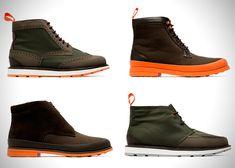SWIMS Waterproof Mens Boots
