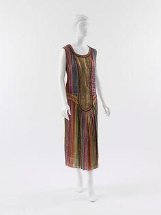 Dress, 1925, Poiret
