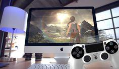 Da domani giochi PS4 su Mac con laggiornamento firmware