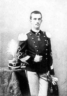 książę Neapolu Wiktor Emmanuel [przyszły król Włoch]