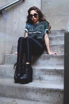 high fashion liquid leggings shot - Google Search