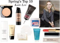 #Chanel makeup artist @Kat Ellis lee shares her must-have products for Spring! via Beauty Banter