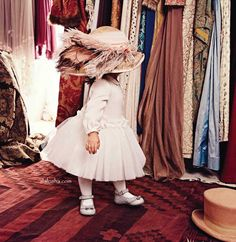 ALALOSHA: VOGUE ENFANTS: Chicco and the fairy tale in the woods AW'15