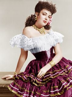 MY DARLING CLEMENTINE, Linda Darnell, 1946. Posters - AllPosters.co.uk
