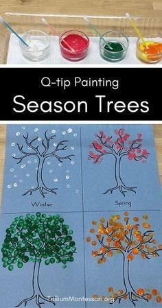 January- What's New on the Art Shelves this Winter? - Trillium Montessori