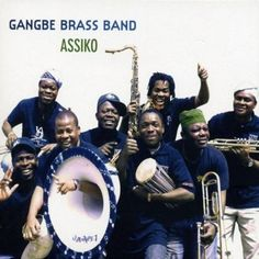 Salam Alekoum by Gangbé Brass Band - on #SoundCloud