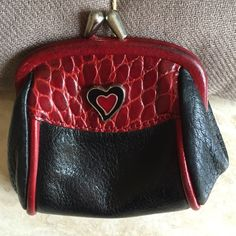 Brighton Coin Purse NWOT Never used. The leather and detail on this is beautiful. 3 inches by 3.5. Brighton Bags Wallets