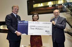 MSC Crociere: 3 milioni di euro donati all'UNICEF