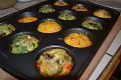 Egg muffins Phase4  #nutrimostrochester #phase4 #nutrimost