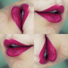 O Boticario: batom intense 253 - cor de uva rosado elegante
