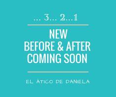 el próximo 14 de Septiembre, nuevo Before & After en el ático, no te lo pierdas!