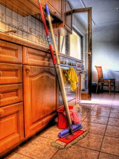 Kitchen & Cleaning Tips by The Foodies' Kitchen, via Flickr