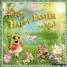 Frohe und gesegnete Ostern Euch allen meine lieben Freunde