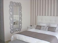 Something similar to this. Home Bedroom, Bedroom Decor, Master Bedroom, Design Bedroom, Kids Room Paint, Guest Room Office, Beautiful Bedrooms, New Room, Interior Design