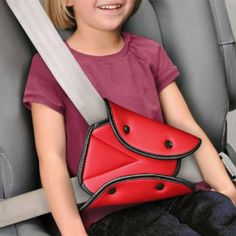 Made of soft PP cotton, makes it comfortable for kids to wear safety belt in car. Car safety belt for child, fits for child over 4 years old. Baby Safety, Child Safety, Safety Tips, Safety Bed, Seat Belt Adjuster, Seat Belt Pads, Cute Car Accessories, Interior Accessories, Shopping Cart Cover